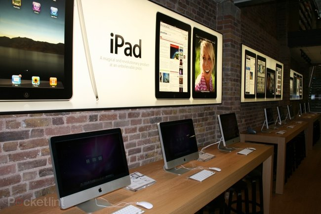 "Inside Apple's ""best ever"" store at Covent Garden - photo 11"