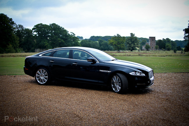 Jaguar XJ hands-on - photo 1