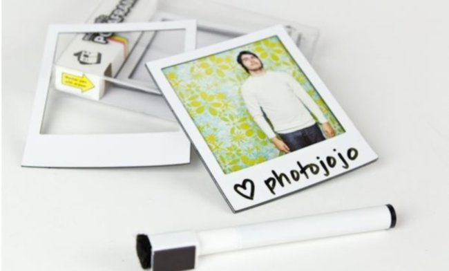 Pimp your fridge with Magnetic Polaroid Frames - photo 1