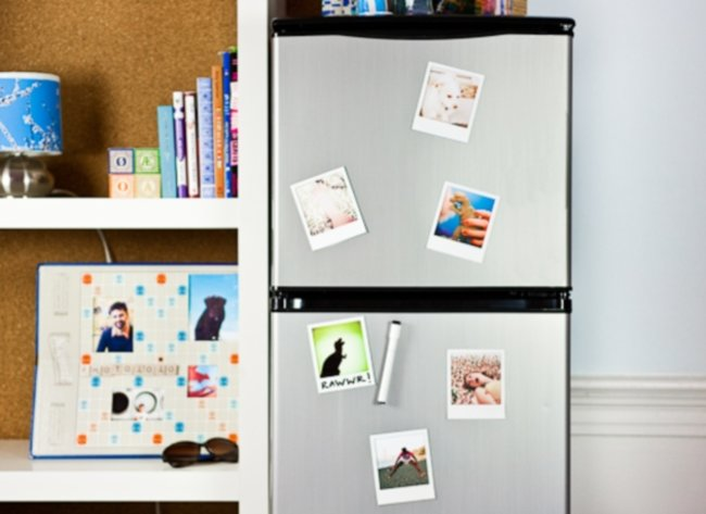 Pimp your fridge with Magnetic Polaroid Frames - photo 4