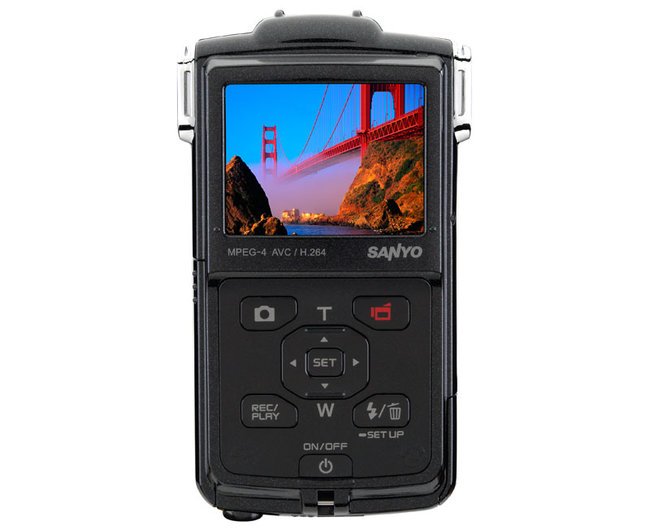 Sanyo adds PD2BK to crowded pocket-cam market - photo 2