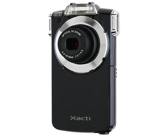 Sanyo adds PD2BK to crowded pocket-cam market - photo 3