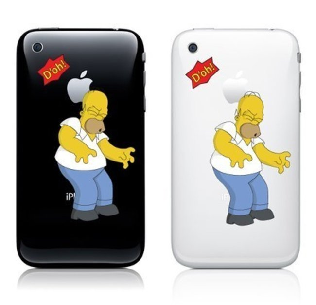 D'oh: 8 ways to Simpsons-ise your Apple iphone/ipad/MacBook   - photo 2