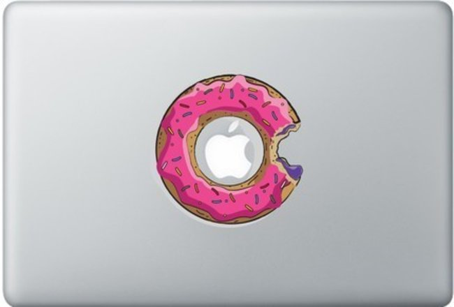 D'oh: 8 ways to Simpsons-ise your Apple iphone/ipad/MacBook   - photo 4
