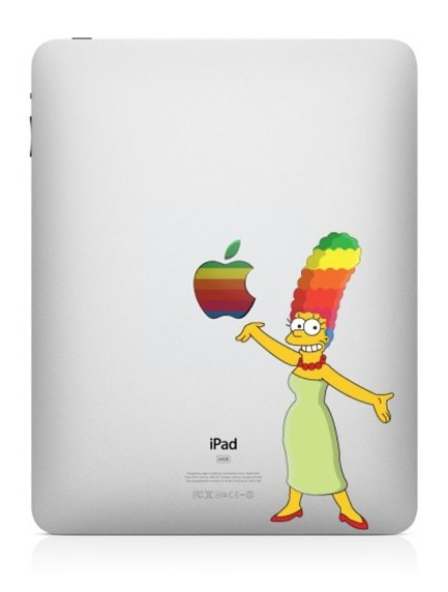D'oh: 8 ways to Simpsons-ise your Apple iphone/ipad/MacBook   - photo 8