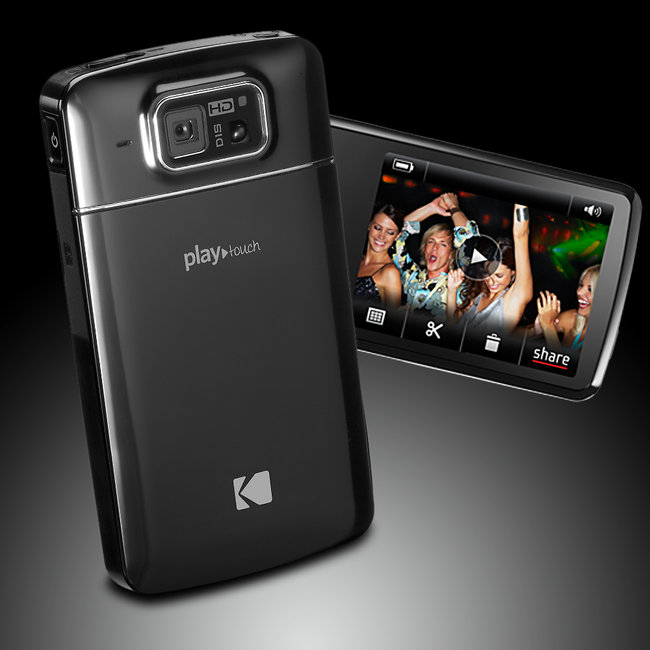Kodak Playtouch adds to the mini-cam explosion  - photo 2