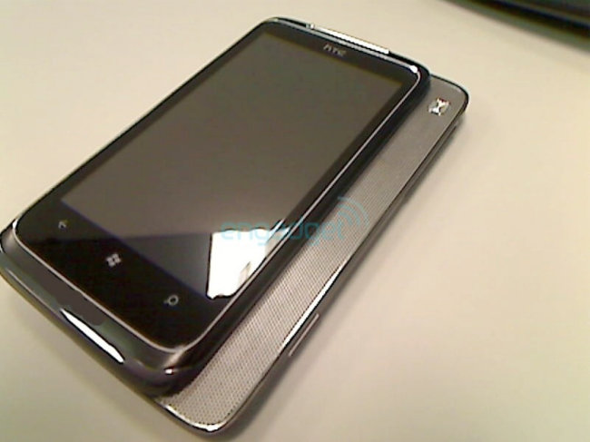 Yet another HTC Windows Phone 7 phone turns up at AT&T - photo 1