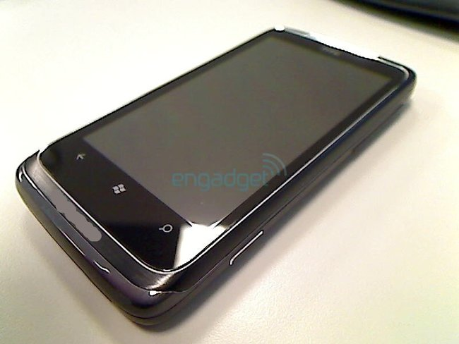 Yet another HTC Windows Phone 7 phone turns up at AT&T - photo 2