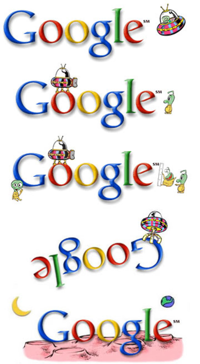 Google Doodles that are out of this world - photo 2
