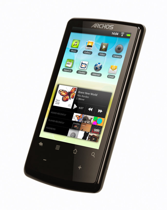 Archos floods Android tablet market with 5 new models starting at £99 - photo 5