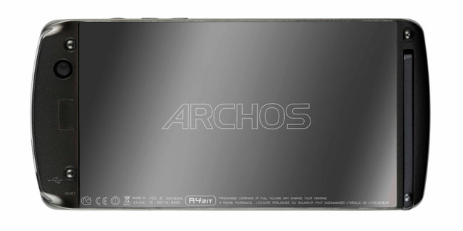 Archos floods Android tablet market with 5 new models starting at £99 - photo 9