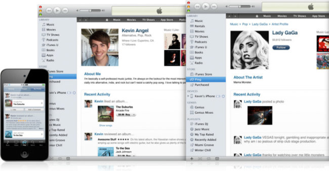 iTunes 10: What's new detailed and explained - photo 1