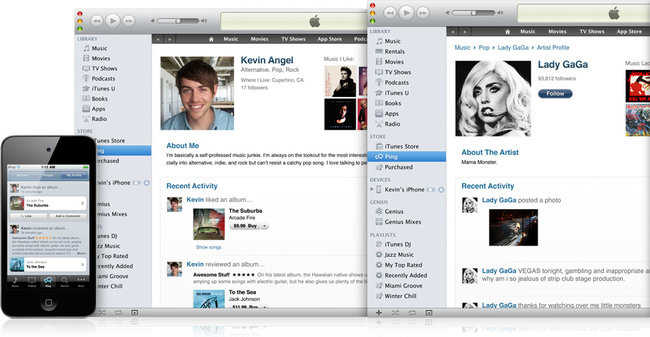 iTunes 10: What's new detailed and explained - photo 2