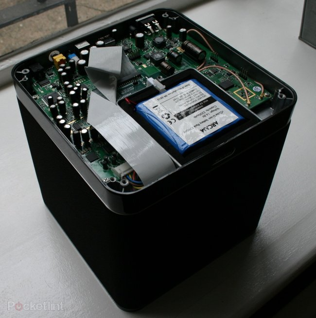 Arcam rCube up close and personal - photo 1