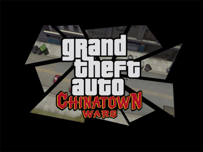 APP OF THE DAY - Grand Theft Auto: Chinatown Wars HD (iPad) - photo 1