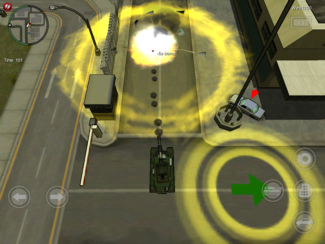 APP OF THE DAY - Grand Theft Auto: Chinatown Wars HD (iPad) - photo 5