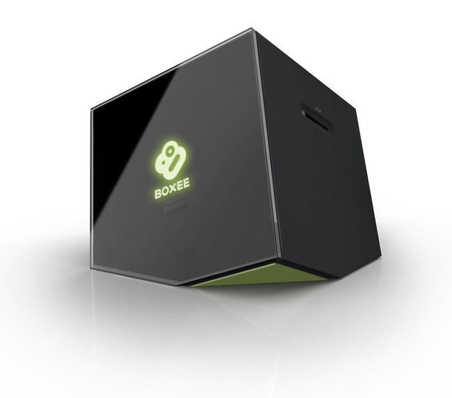 Boxee ditches Tegra for Atom - pre-order opens in US and UK - photo 2