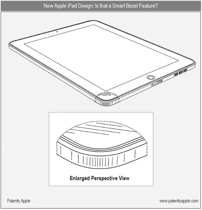 iPad 2 patent shows possible future features - photo 3