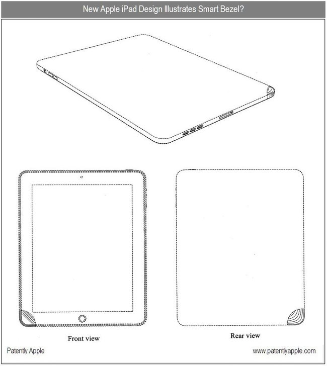 iPad 2 patent shows possible future features - photo 4