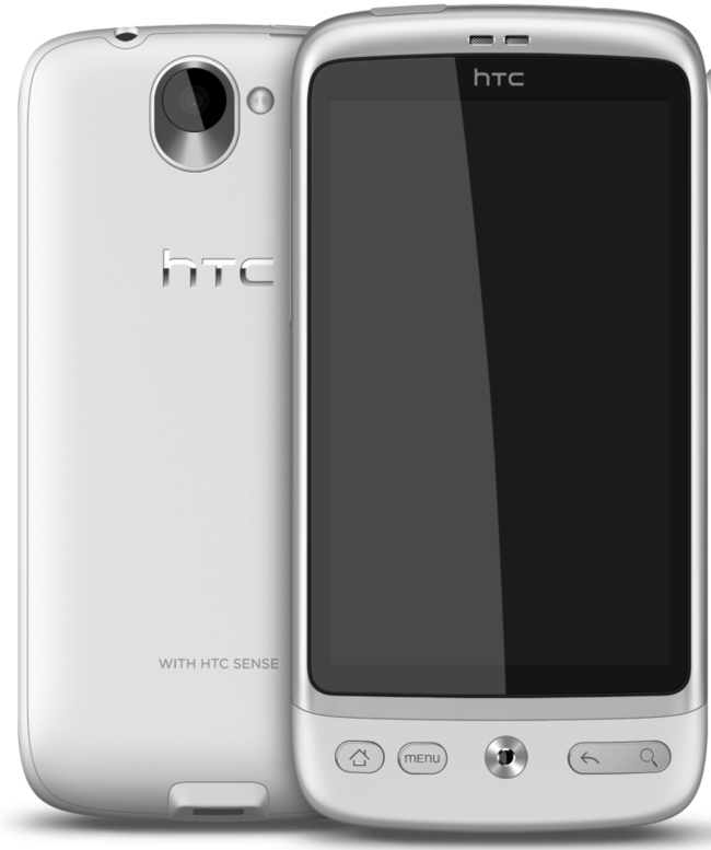 HTC beats Apple to the white phone punch - photo 3
