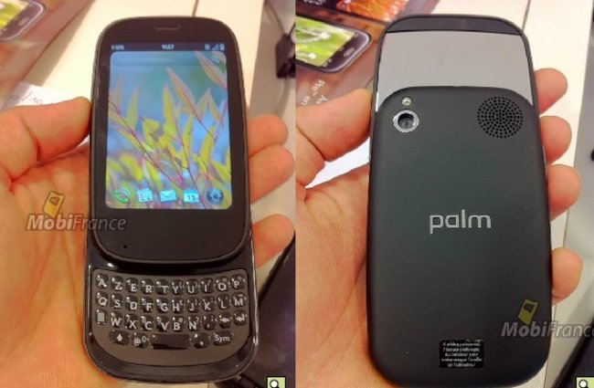 Palm Pre 2: New wave of leaked pics - photo 2