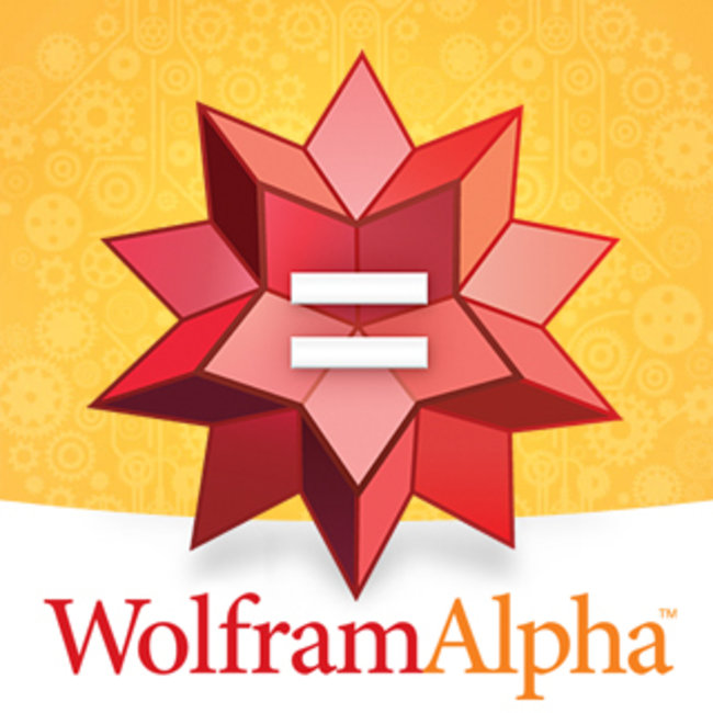 APP OF THE DAY - Wolfram Alpha (iPhone) - photo 1