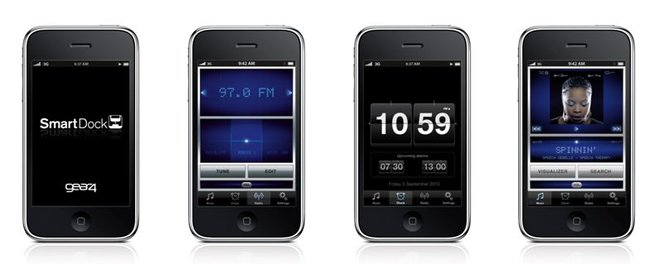 Gear4 gets you up in the morning with the AlarmDock Halo - photo 2
