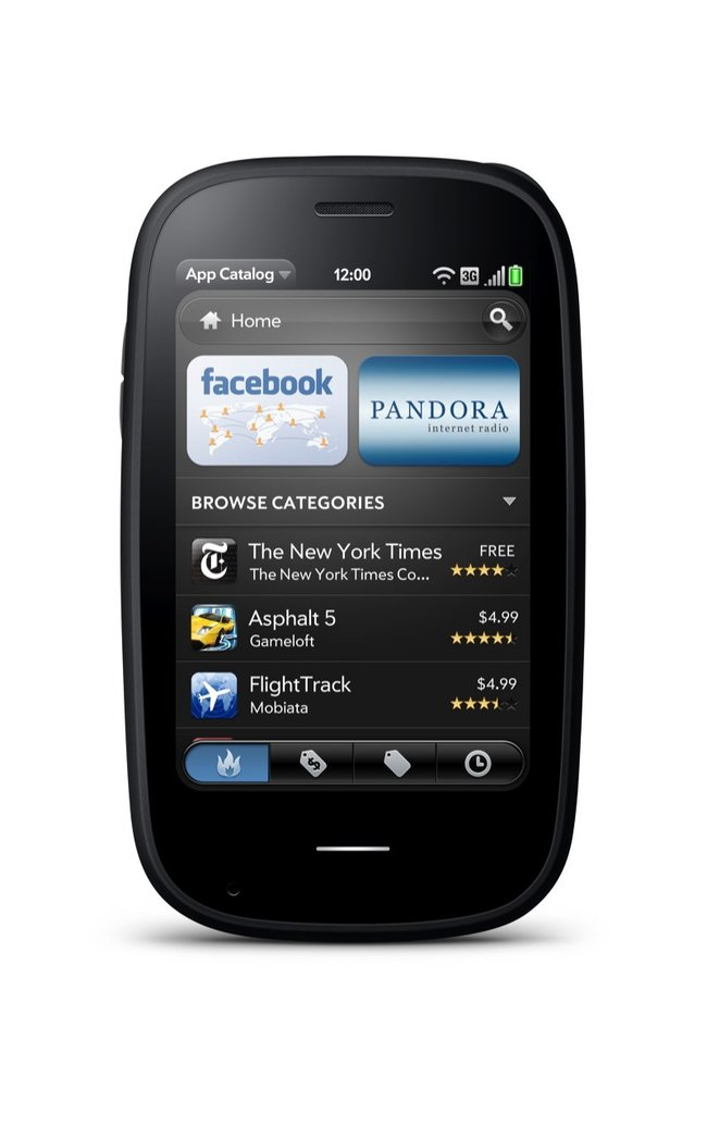 HP goes official with Palm Pre 2 and webOS 2.0 - photo 3