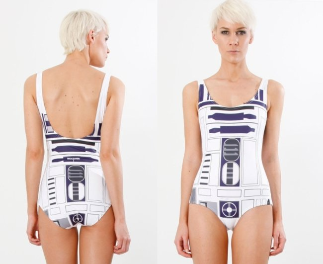 Look Leia, R2-D2 can be sexy too - photo 2