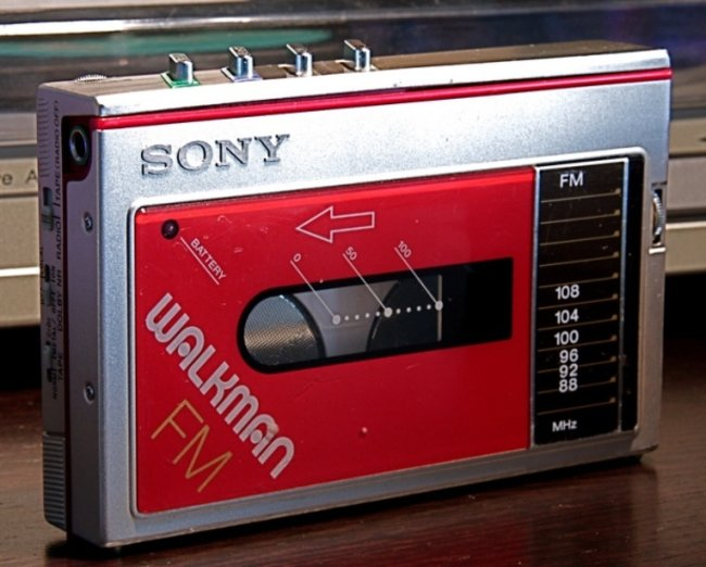 The Sony Walkman (1979-2010) - photo 1