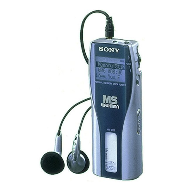 The Sony Walkman (1979-2010) - photo 8
