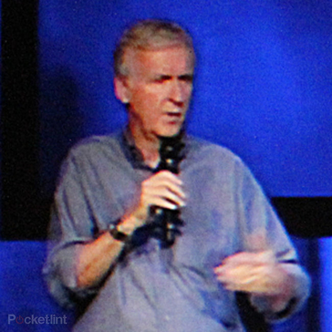 "James Cameron: Glasses-free 3D TV in ""eight to ten years"" - photo 1"