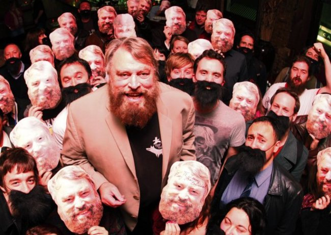 Q&A: Brian Blessed talks TomTom and chickens - photo 1