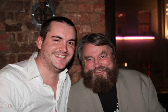 Q&A: Brian Blessed talks TomTom and chickens - photo 2