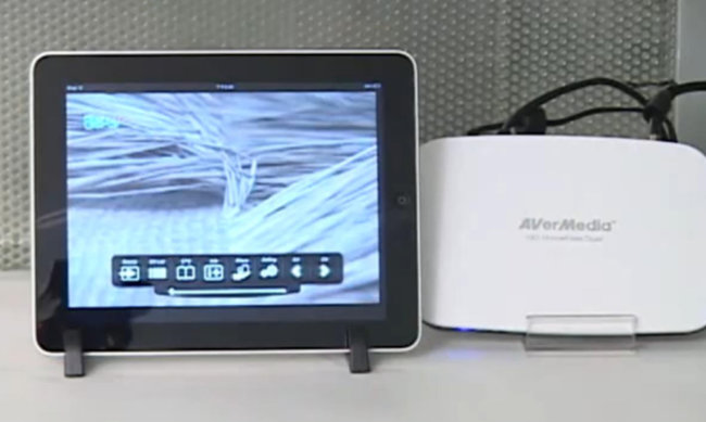 Watch Freeview TV on an iPad or two - care of AverMedia HomeFree Duet and app - photo 1