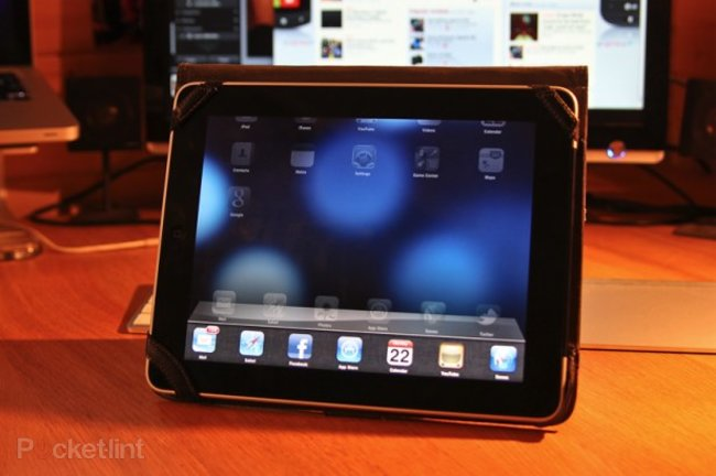 iOS 4.2 for iPad hands-on review - photo 1