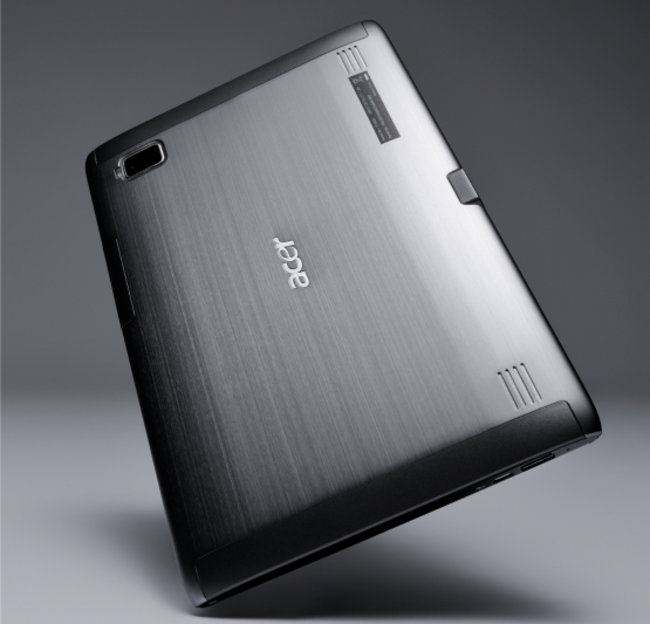 Three new Acer tablets to mix up the market - photo 3