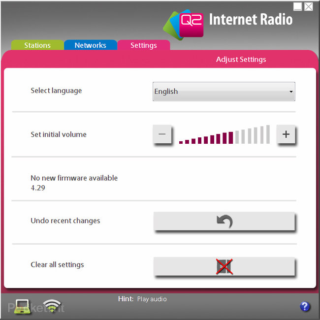 Q2 Internet Radio hands-on - photo 14