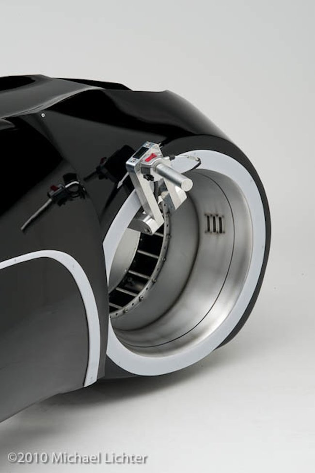 Real life Tron Light Cycle: Yours for just $55,000 - photo 4