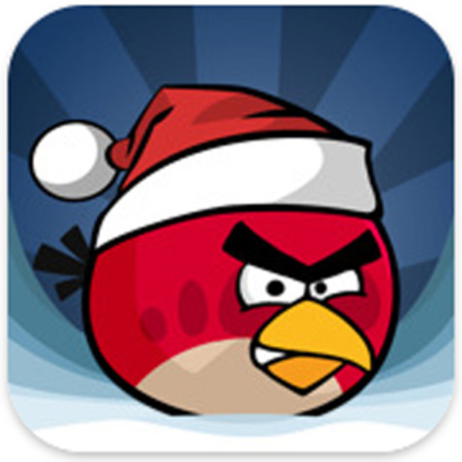 App-vent Calendar - day 2: Angry Birds Seasons (iPad / iPhone / iPod touch / Android) - photo 1