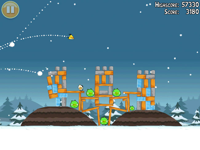 App-vent Calendar - day 2: Angry Birds Seasons (iPad / iPhone / iPod touch / Android) - photo 13