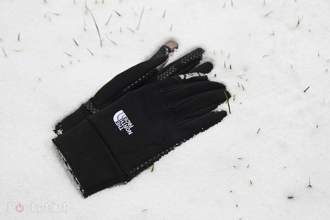 North Face Etip gloves hands-on - photo 10