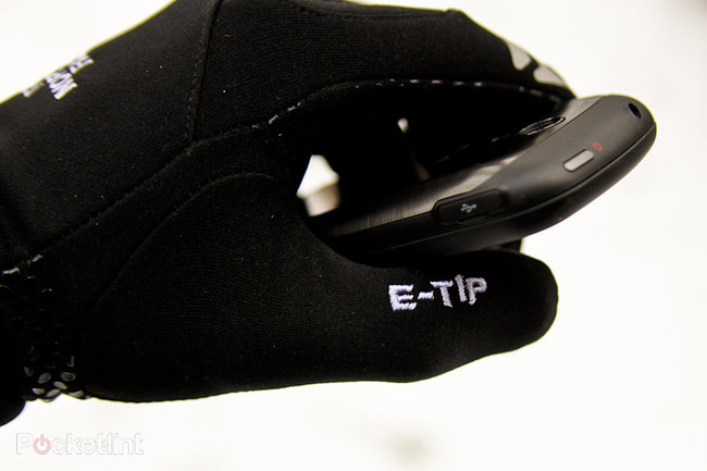 North Face Etip gloves hands-on - photo 3
