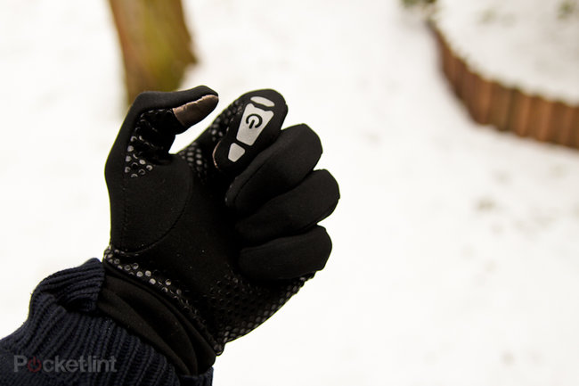 North Face Etip gloves hands-on - photo 6
