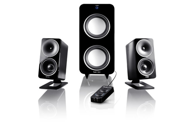 Teufel unleashes Concept D 500 THX PC speakers - photo 1