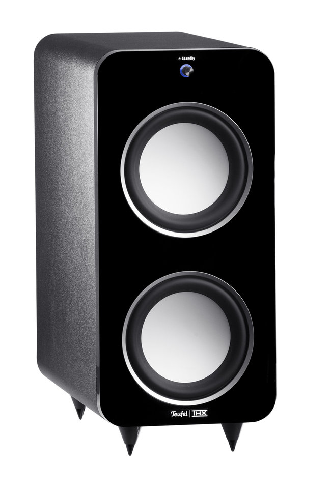 Teufel unleashes Concept D 500 THX PC speakers - photo 2