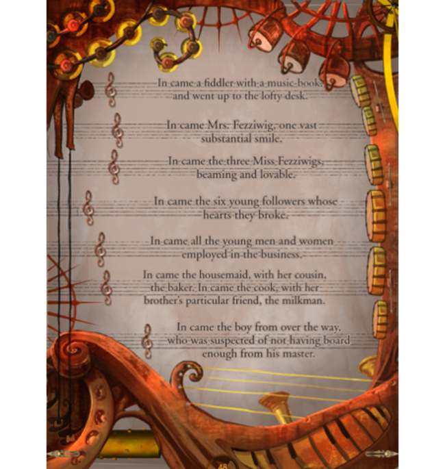 App-vent Calendar - day 9: A Christmas Carol (iPad) - photo 3