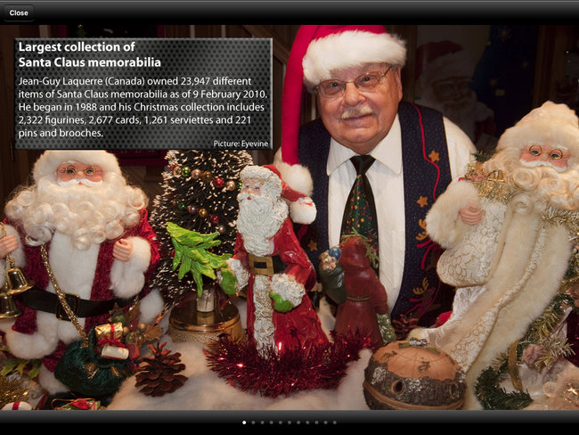 App-vent Calendar - day 16: Guinness World Records: At Your Fingertips (iPad) - photo 11