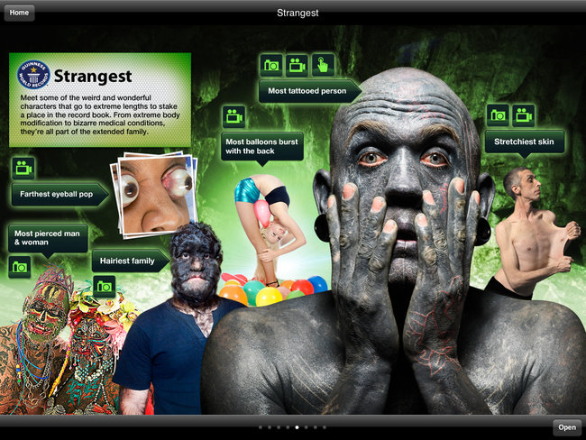 App-vent Calendar - day 16: Guinness World Records: At Your Fingertips (iPad) - photo 17