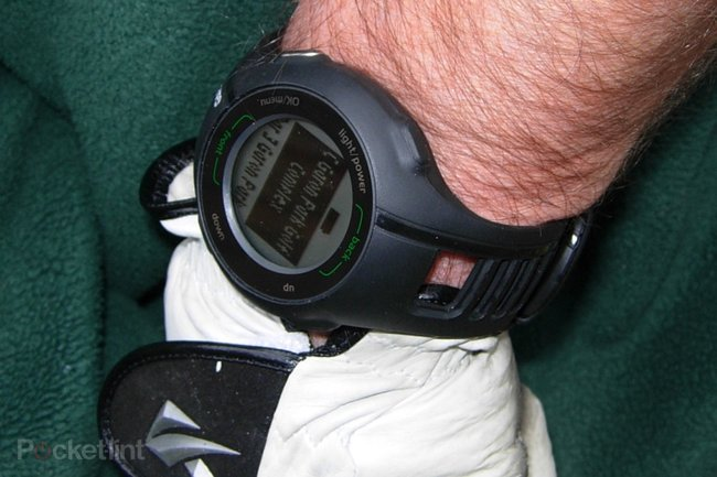 Garmin Approach S1 GPS golf watch hands-on - photo 9